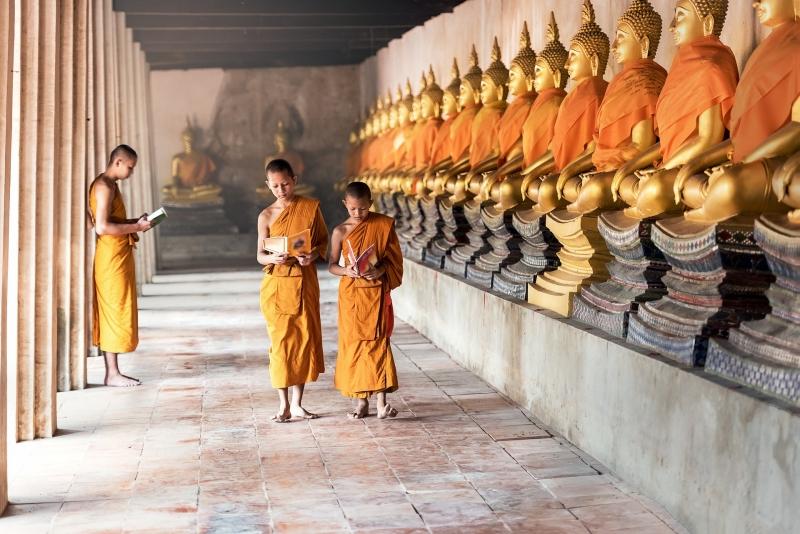 Expedice Thajsko a Kambodža 2019 - Březen