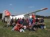 parta hic v Aeroklubu Vysočina