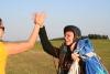 Parašutistický výcvik 17.-19.7. 2014