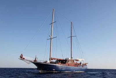 Námořní Expedice Elba 2015