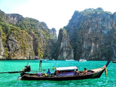 Expedice Jižní Thajsko 2018 - Únor