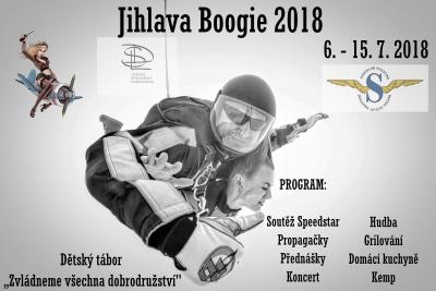 Jihlava Boogie 2018